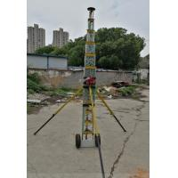 Buy cheap lattice steel towers Self supporting antenna towers, Wireless Networks, Lighting, CCTV, Radar, Broadcast Lattice Towers from wholesalers