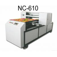 Buy cheap Best Leather Printing Machine Nc-610 For Sale from wholesalers