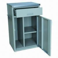Buy cheap Hospital Bedside Cabinet with Drawer/Medicine Cabinet from wholesalers