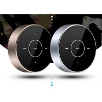 Buy cheap A6 Portable Wireless Wired Bluetooth Speaker Touch Screen Stereo Subwoofer AUX TF Card MP3 Player with Mic for Cellphone from wholesalers