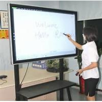 Buy cheap 75 / 65 Inch Classroom Smart Boards , High Definition Digital Interactive Whiteboard from wholesalers