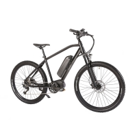 Buy cheap Wholesale 27.5inch Electric Bike 350W 13Ah Samsung Battery 2.3 Fat Tire Electric Bicycle 36V Adult Mountain E Bike from wholesalers