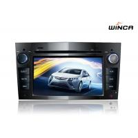 China 6.2 Inch Opel Astra Gps Navigation , Multimedia Touch Screen Car Stereo With Gps on sale