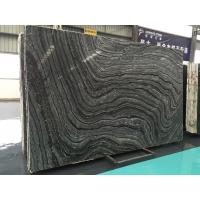 Buy cheap China Quarry Direct Wholesale Best Price High Quality Polished Black Wood marble Slab Tiles from wholesalers