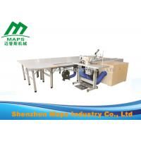 Buy cheap Semi Automatic Quilting Machine Mattress Tape Edge Sewing Machine With Large Hook from wholesalers