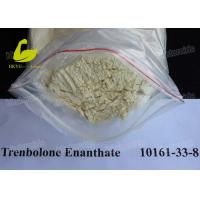 Buy cheap Pale Primobolan-depot Legal Steroid Hormones Powder 10161-33-8 Tren E Parabolan Trenbolone Enanthate from wholesalers