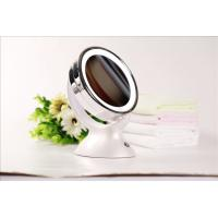 Buy cheap 1x 5x Magnifier LED Makeup Mirror Round Double Side Battery Operated from wholesalers