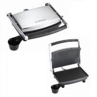 Buy cheap ELECTRIC GRILL,bbq grill, 2 Slices panini press from wholesalers