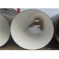 Buy cheap api 5l 3PE x70 psl2 steel line pipe ,3lpe coating pipe,iso 3183 steel line pipe with PE coating Anti Corrosion Pipe from wholesalers
