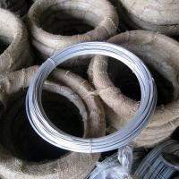 Buy cheap Electro Galvanized Binding Wire for Construction from wholesalers
