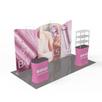 Buy cheap 3X6 Reusable Trade Show Booth Displays , Pop Up Exhibition Stands Machine Washable product