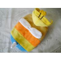Buy cheap Teddy , Bichon Frise dog clothes Hooded Sweatshirts Acrylic 8 to 16 Cute Bee Shaped from wholesalers
