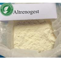 Buy cheap Progesterone Steroid Powder Altrenogest For Contraception CAS 850-52-2 from wholesalers