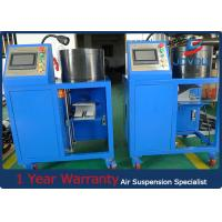 Buy cheap 4kw Air Suspension Shock Hydraulic Hose Making Machine , Crimping Range 20mm-175mm from wholesalers