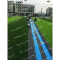 Buy cheap High Density Shock Pad Underlay Grass Carpet Celled Porous Water Drainage from wholesalers