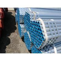 Buy cheap ASTM A53 hot galvanized ERW Steel Pipes for structures from wholesalers