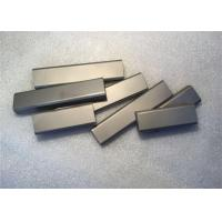Buy cheap Durable Economical  Rectangular Carbide Blanks High Temperature Oxidation Multipurpose Usage from wholesalers