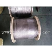 Buy cheap sell xinglong control cable 1x7 1x12 1x197x7 7x19 1+12 8x7+1x19 1x37 product