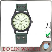 Buy cheap Nylon Strap Quartz Military Watch , Large Face M1000 Mens Military Tactical Watches from wholesalers