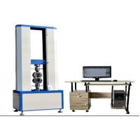 Buy cheap 4.4KW 150KN Dual Arm Computer Servo Tensile Strength Test Equipment from wholesalers