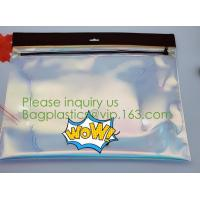 Buy cheap Packaging Bag Customized PVC Zipper Bag,frosted slider transparent ziplock water proof clear pvc custom bag bags zipper from wholesalers