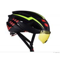 Buy cheap 25 Air Cooling Vents Road Bicycle Helmet With Glasses Soft And Washable Lining from wholesalers