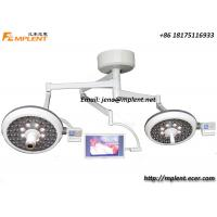 Buy cheap ZW-700/500L Low Ceiling Surgical Lamp with Built-in Camera System 3 Year Warranty LED Operation Light from wholesalers