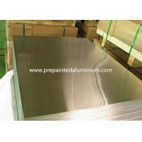 Buy cheap Aluminum Mirror Sheet With Laminate / Polished / Anodized Surface Treatment from wholesalers
