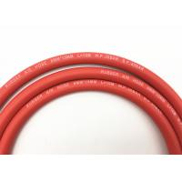 Buy cheap 5 / 16 Inch W.P 300PSI Red Smooth Surface Rubber Air Hose / Pipe  for LPG gas from wholesalers