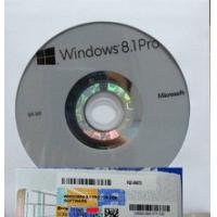 Buy cheap 3.0 USB Microsoft Windows 8.1 Professional 64 Bit Product Key 1PC Online Activation from wholesalers
