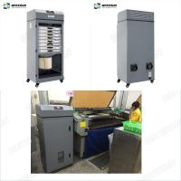 Buy cheap Dust Poweder Collection Laser Fume Extractor , Industrial Laser Cutter Filter from wholesalers