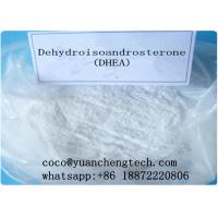 China DHEA Raw Steroids Powder Dehydroisoandrosterone DHEA 53-43-0 on sale