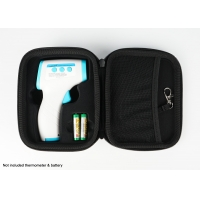 Buy cheap BLack PU Leather Hard EVA Thermometer Storage Case from wholesalers