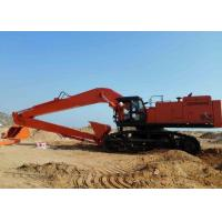 Buy cheap Hitachi ZX870 Long Reach Excavator Booms Protective - Gas Welding With Middle Design from wholesalers