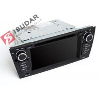 Buy cheap Screen Mirroring BMW DVD GPS Navigation Bmw 3 Series Head Unit Built - In Radio Tuner product