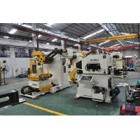 Buy cheap High Performance NC Metal Sheet Feeder Stamping Processing Automation Equipment from wholesalers