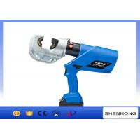 Buy cheap HL-400 Battery Hydraulic Cable Lug Crimping Tool 12T Crimping Force from wholesalers