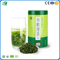 Buy cheap China free additives green dried tea leaves organic green tea from wholesalers