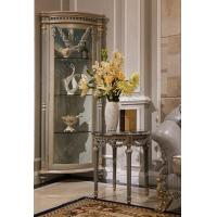 China Round lamp table bed end table safe Italian furniture FC-133B on sale