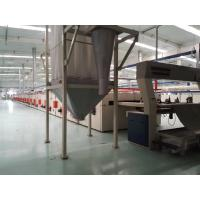 Durable Bitumen Commercial Carpet Tiles Back Coating Machine Hign Efficiency