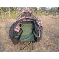 Buy cheap layout blinds single hunting chair camo tent hunting blinds melted in surrounding environment from wholesalers