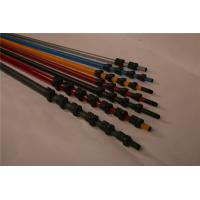 Buy cheap heavy duty 35FT carbonfiber telescopic pole / mast , +/- 0.05mm ID Tolerance from wholesalers