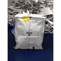 Flammable Goods Bulk Packing Conductive Fibc U - Panel TYPE C