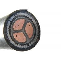 Buy cheap 1kv 10mm 6mm 3 Core Armoured Cable 150sqmm Compacted Aluminium Conductor from wholesalers