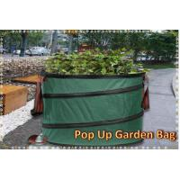 Buy cheap Reusable Gardenging Bags  Plant Bag Leaf Bag  Pop up Garden Bag from wholesalers