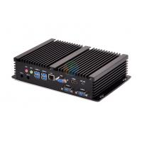 Buy cheap Intelcore I3 4010u Industrial Micro PC Fanless Panel Computer 2*COM 4*USB3.0 from wholesalers