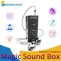 Buy cheap Karaoke Baby Sound Earphone Voice Chat Talking Singing for Game Voice Mobile Phone Call VPP Skype Snapchat Noise Cancel from wholesalers