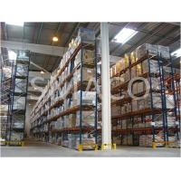 Buy cheap 1000 - 11000 mm Height Industrial Pallet Racking , Powder Coating Rack from wholesalers