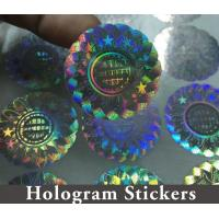 Buy cheap Honeycomb Custom Hologram Stickers For Pharmaceutical Packaging Security from wholesalers
