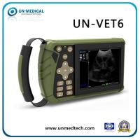 Buy cheap Veterinary/Animal Portable Ultrasound System Scanner Handheld Ultrasound Machine from wholesalers